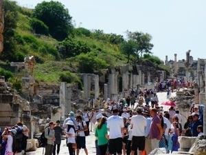 Tour Of Ephesus, House Of Virgin Mary & Artemis Temple Photos