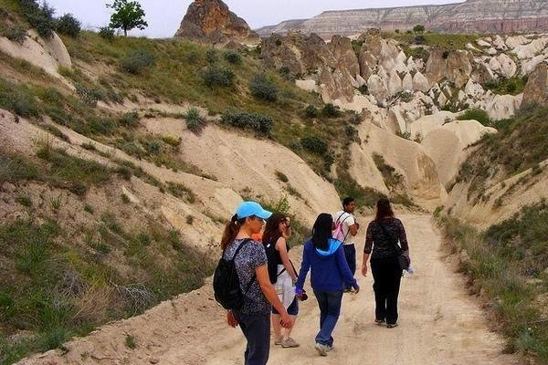 Cappadocia Hiking Tour Photos