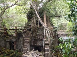 Jeep Tour Beng Melea - Kampong Kleang Photos
