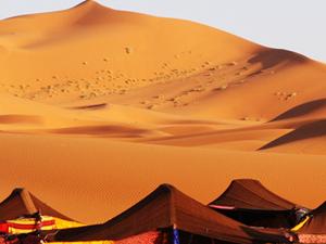 Casablanca to the Sahara Desert Photos