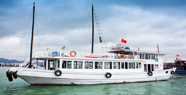 Halong Bay Cruises Full Day Trip from Hanoi Photos