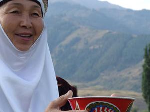 Tour for women only - Kyrgyzstan Photos
