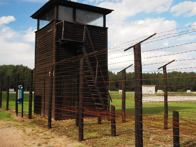 Trip to the Stutthof Museum - Concentration Camp Photos