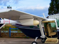 Cessna Skymaster In Angol