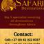 Safari-destinations