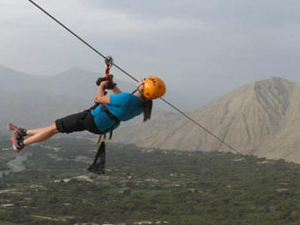 Lunahuana: Rafting & Canopy Experience from Lima Photos