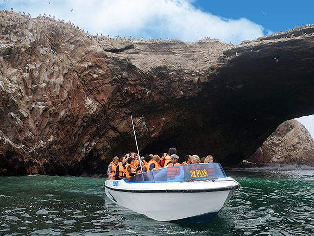 Paracas & Ballestas Islands Photos