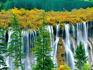 5 Days Jiuzhaigou Road Tour from Chengdu
