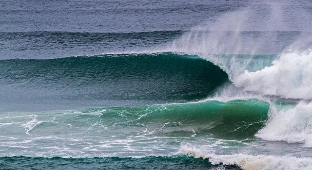 Surf Trip Portugal Central Coast Photos