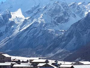 Picturesque Langtang Valley Trek Fotos