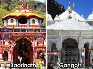 Char Dham Yatra from Delhi & Haridwar