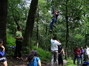 Jungle Camp in Rishikesh, Shivpuri