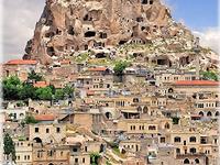 Cappadocia, Uchisar Castle