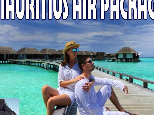 Mauritius Air Package Photos