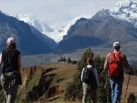 Cordillera Blanca Walking Peru