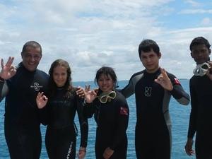 Diving License Course Bali Indonesia Photos