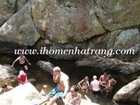 Ba Hồ Waterfall - Nha Trang