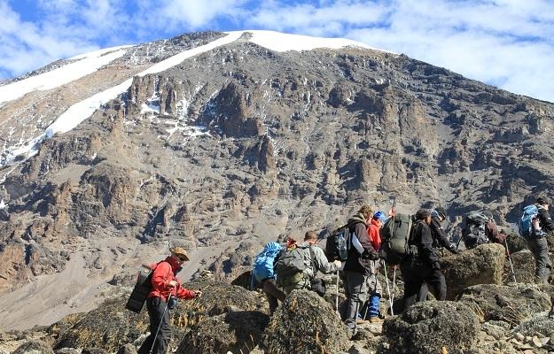 Kilimanjaro Climbing Safari Photos