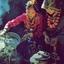The Tibetan Nomad Women Make Milk Tea For Them Breakfast