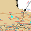 Tibet Toiur Route Map For Your Reference Before Plan Your Tour