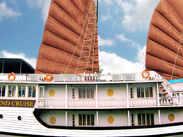 Lan Ha Legend Cruise & Vietnam Tonkin Travel Deals Photos