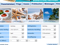 Best Travel Site! All Offers from Big European Agencies on One Site