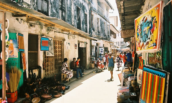 Stone Town Tour Photos