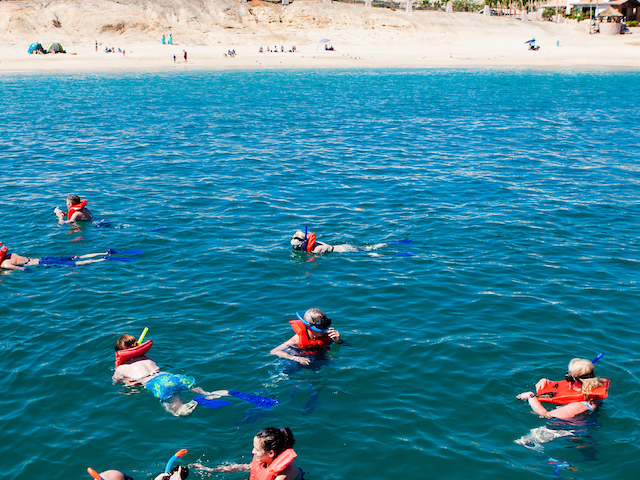 Cabo Escape Snorkel Breakfast Photos