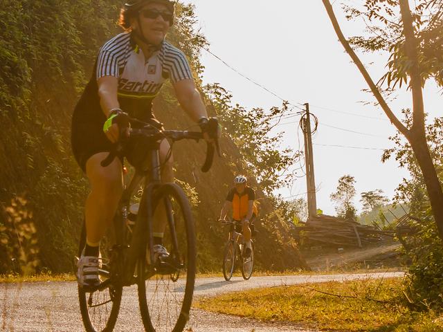 Mai Chau Trail Cycling Tour Photos