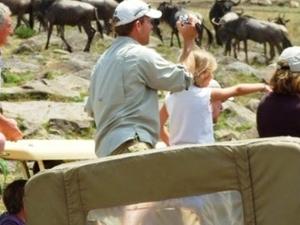 Masai Mara Camping Joining Safaris Fotos