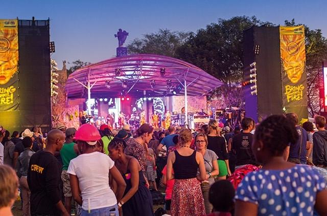 Bushfire Music Festival Tour Photos