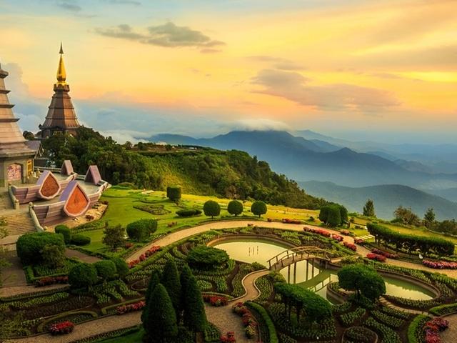 Bangkok - Chaing Mai Tour Photos