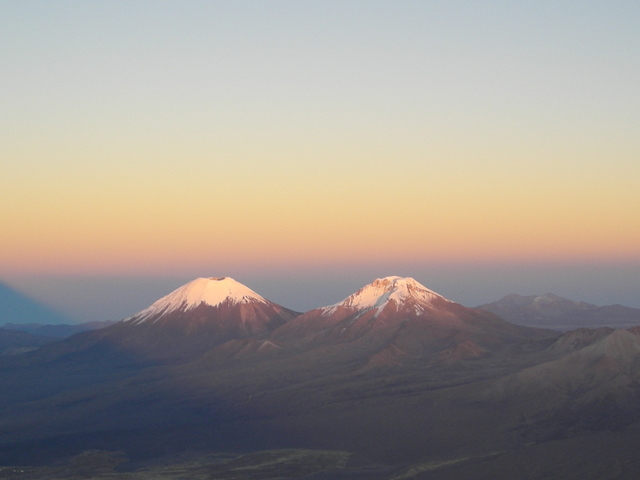 Sajama Volcano and Uyuni Salt Flats Photos