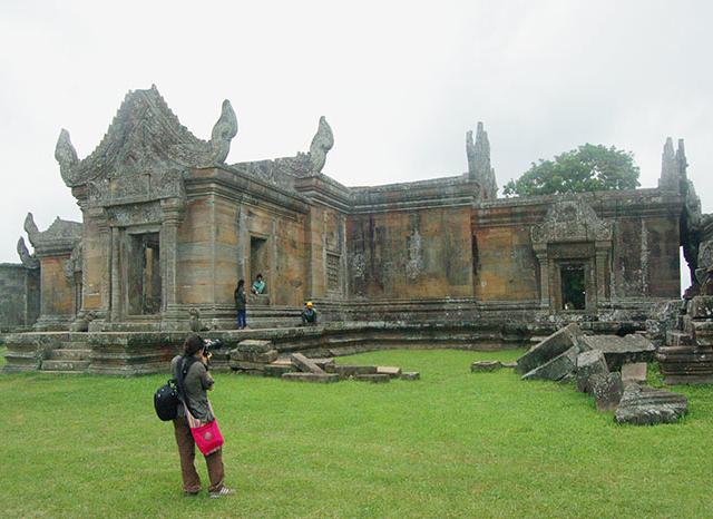 Remote Adventure: Preah Vihear, Koh Ker & Beng Mealea Photos