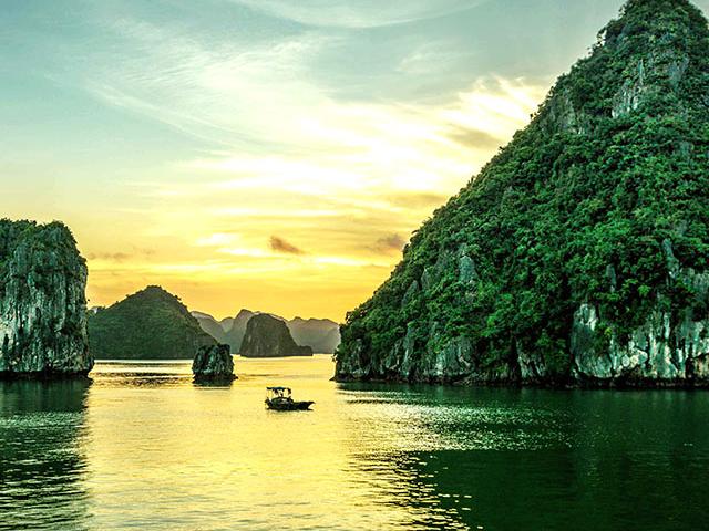 Halong Bay Cruise By Violet & Jasmine Cruises Photos