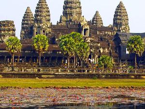 Private Tour with 4 Countries Vietnam, Cambodia, Laos & Myanmar Photos