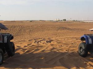 Private Tour: 4x4 Desert Adventure Safari from Dubai Photos