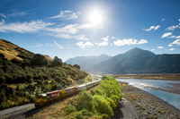 Arthur's Pass National Park with TranzAlpine Train Small Group Tour from Christchurch Photos