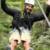 Belize City Shore Excursion: Canopy Zipline and Cave-Tubing Adventure