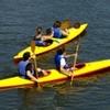 Belize City Shore Excursion: River Kayak and Horseback Riding Tour