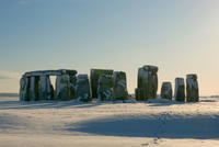 Christmas in Windsor, Stonehenge and Bath Photos