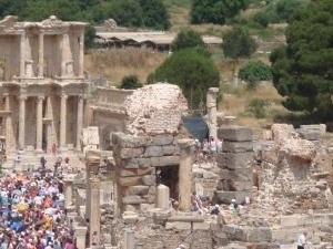 Kusadasi Shore Excursion: Ephesus Sightseeing Tour Photos