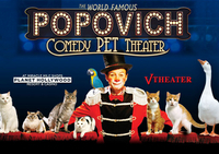 Gregory Popovich's Comedy Pet Theater at Planet Hollywood Resort and Casino Photos