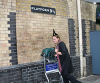 Harry Potter Film Location Tour of London Photos