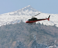 Himalayas Helicopter Tour from Kathmandu with Everest Base Camp Landing Photos