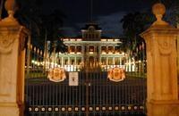 Honolulu Holiday Lights Double Decker Tour from Waikiki Photos
