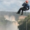 Iguassu Falls Rappel Adventure from Foz do Iguaçu