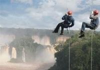 Iguassu Falls Rappel Adventure from Foz do Iguaçu Photos