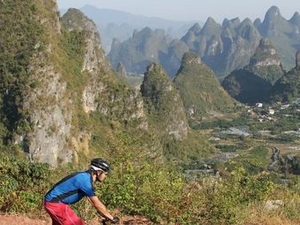 5-Day Small-Group Yangshuo Bike Adventure with Rock Climbing, Hiking, Kayaking or Cooking Class Photos