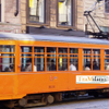 Milan Hop-On Hop-Off Tour by Vintage Tram with LeonardoCard